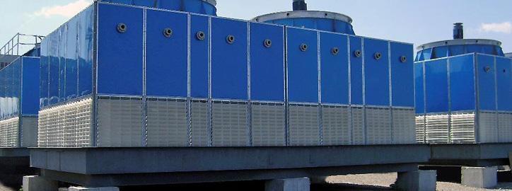 Chladicí věže - Mikrochladiče - CHVM-50