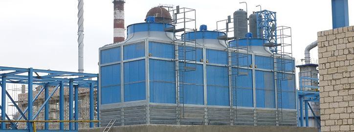 Chladicí věže - Mikrochladiče