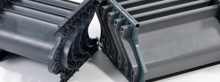 Komponenty pro chladicí věže - Eliminátory