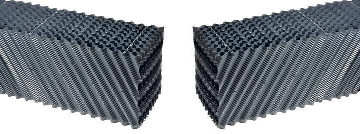 Komponenty pro chladicí věže - Chladící výplně - Typ 23,5