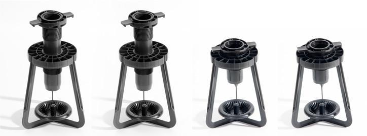 Komponenty pro chladicí věže - Rozstřikovací trysky - RT 250